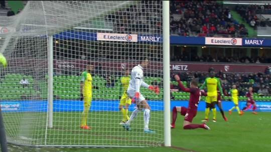 Os gols de Metz 1 x 1 Nantes pela 30ª rodada do Campeonato Francês