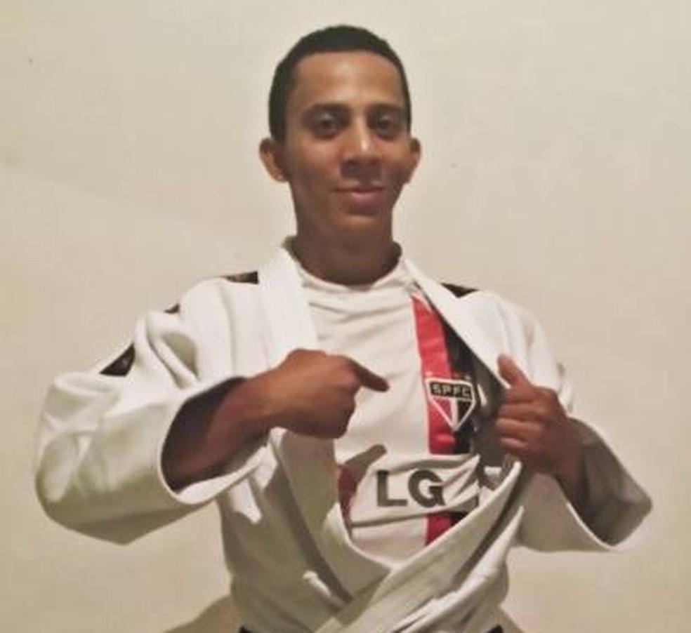 Lima Júnior (Foto: Reprodução/Facebook)