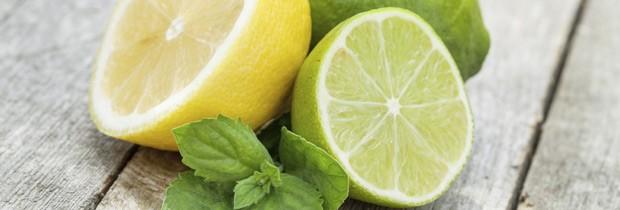 O limão equilibra os níveis de sódio e potássio nas células (Foto: Think Stock)