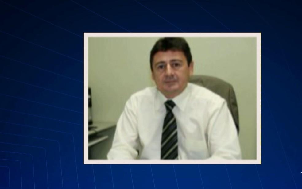 Sérgio Luis Rêgo Damasceno foi exonerado por atos de improbidade administrativa (Foto: Reprodução/TV Mirante)