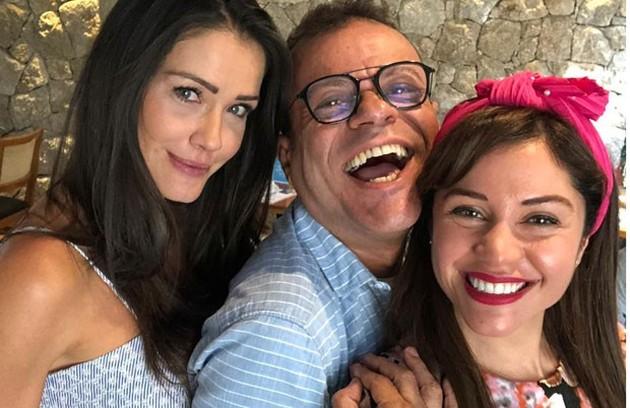 """Tatula, Daniel Rolim e Maria, do """"BBB"""" 11, aparecem juntos nas redes com frequência (Foto: Reprodução)"""
