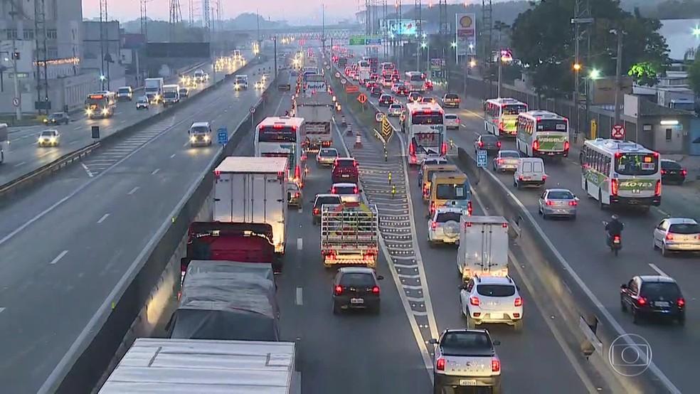 Motoristas terão desconto de 3% no pagamento integral (Foto: Reprodução/ TV Globo)