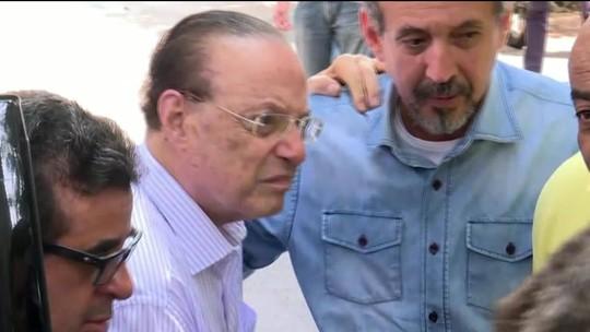 Paulo Maluf é internado com pneumonia em hospital de SP