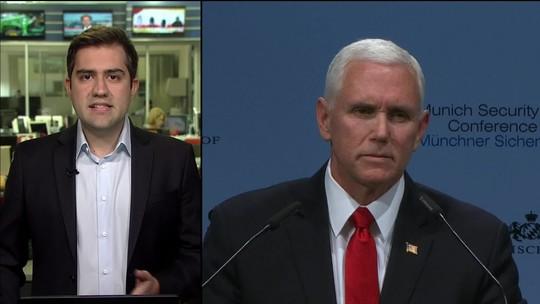 EUA consideram aplicar mais sanções contra o governo Maduro