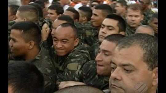 Círio de Nazaré tem o apoio especial de voluntários
