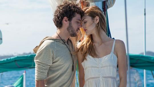 Pedro e Júlia juntos: reveja o último capítulo completo de 'Sete Vidas'