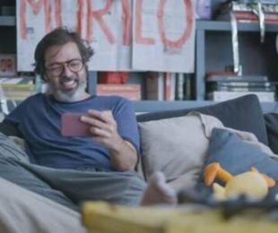 Bruno Mazzeo em 'Diário de um confinado' | Divulgação/Globo