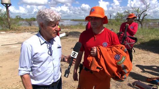 Bombeiros de MG atuam em vila afetada por cólera em Moçambique