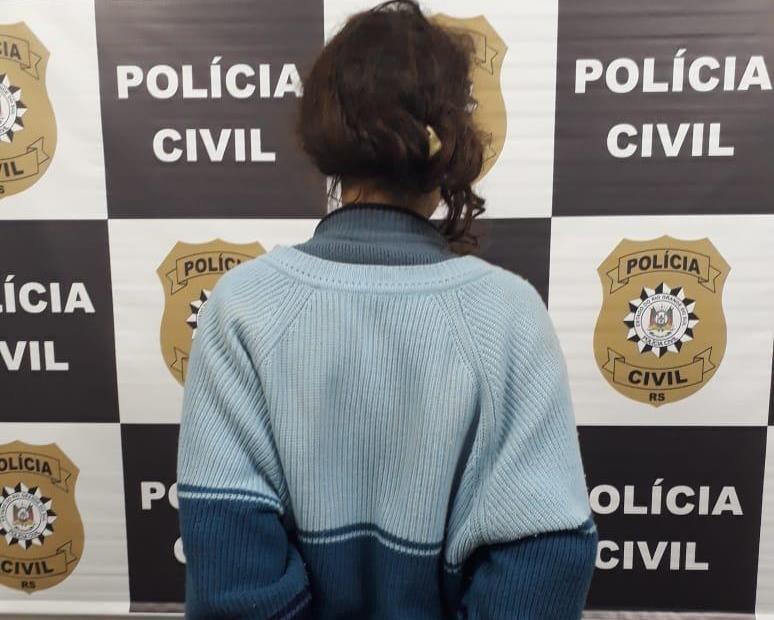 Mulher é presa e confessa morte de homem em Caxias do Sul, diz polícia - Notícias - Plantão Diário