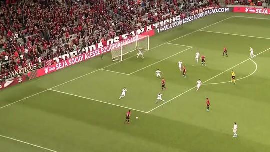 Athletico x Palmeiras: veja os gols e os melhores momentos do jogo do Brasileirão