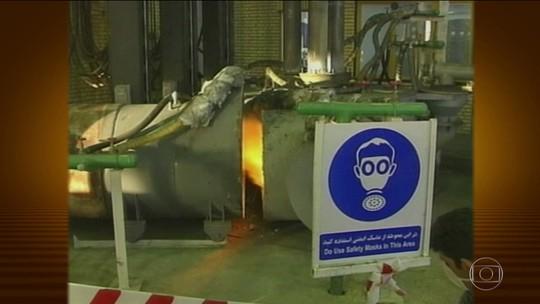 Irã ameaça abandonar totalmente acordo nuclear
