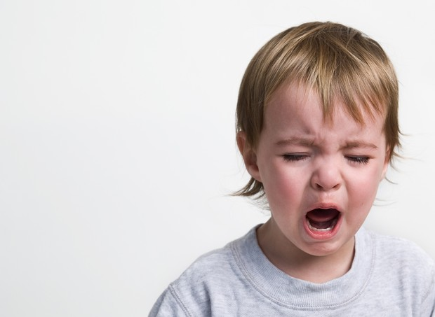 Birra; choro.; menino; chorando; toddler (Foto: Thinkstock)