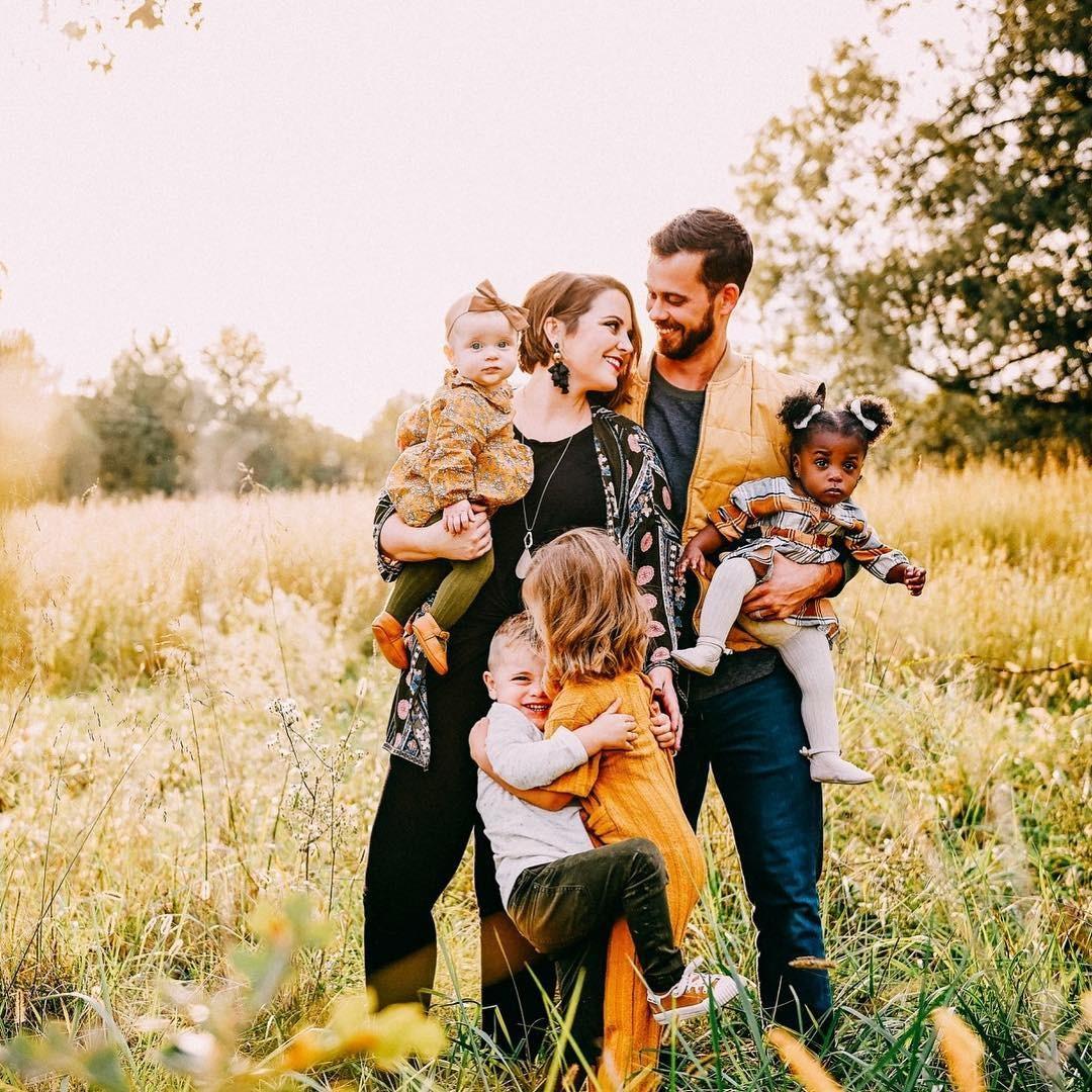Família reunida, em foto de outubro (Foto: Reprodução / Instagram)