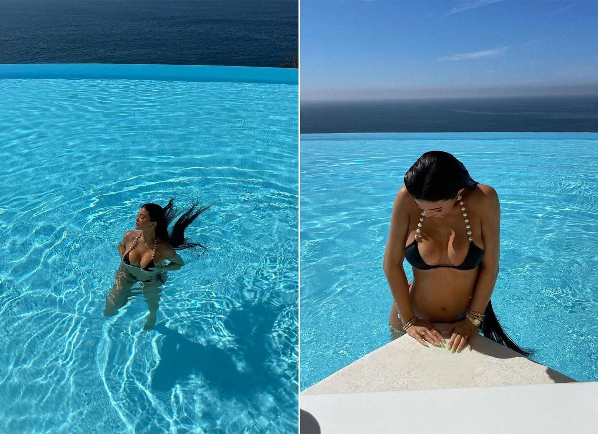Kylie Jenner alquila una casa de lujo en México por $ 39,500 al día (Foto: Reproducción / Instagram)