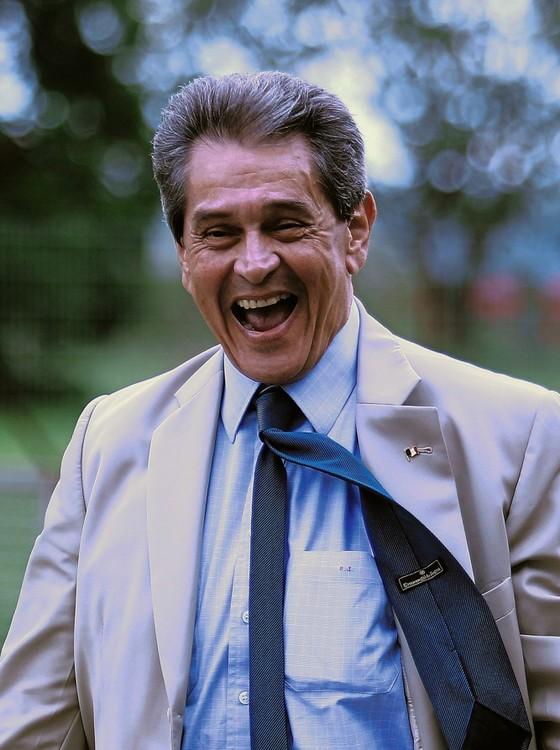 O ex-deputado Roberto Jefferson (Foto: Jorge William /Agência O Globo)