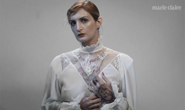 Clara Averbuck (Foto: Marie Claire)