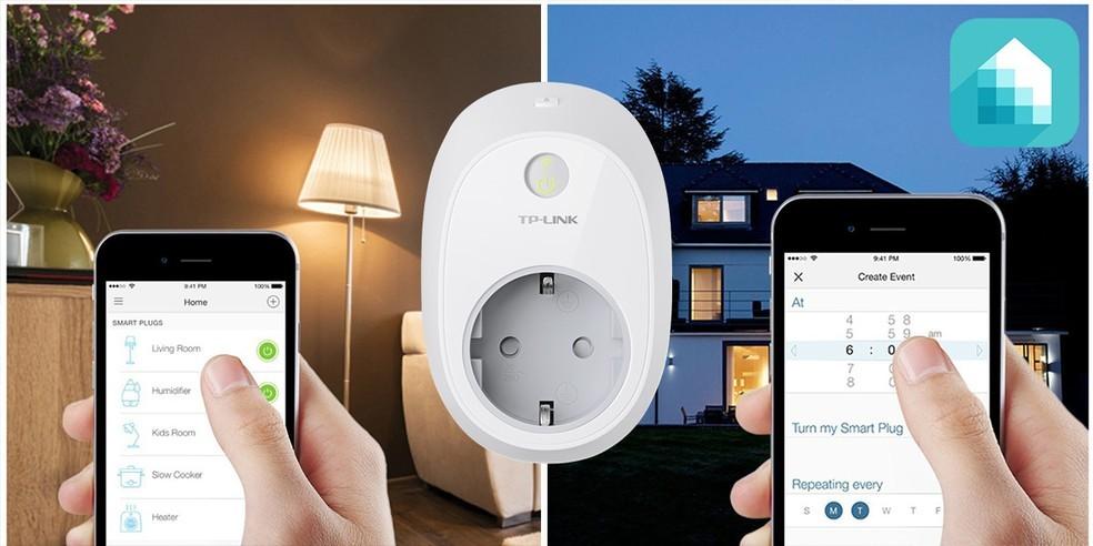 Com o aplicativo de gerenciamento é possível controlar seus dispositivos em qualquer lugar — Foto: Divulgação/TP-Link
