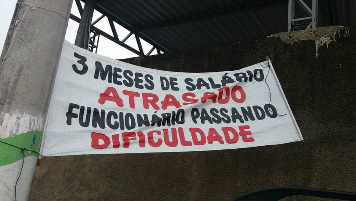 Paralisação de rodoviários afeta transporte público em Campos, no RJ