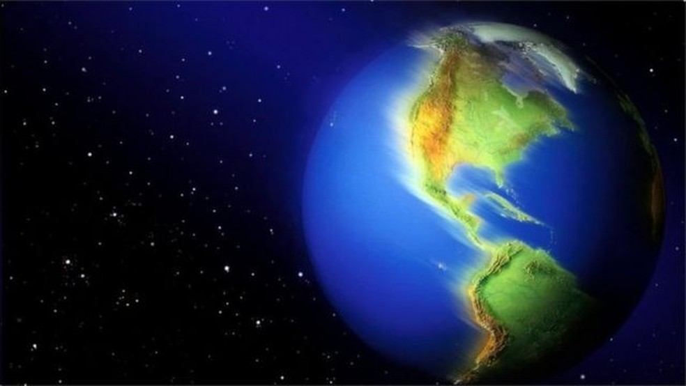 Os polos do planeta têm se deslocado em resposta a diversos fatores — Foto: Alamy