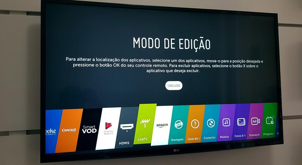 Como resolver problema de memória insuficiente na smart TV LG | TVs