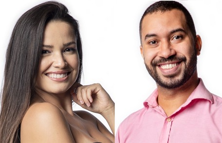 """Juliette Freire e Gil do Vigor mantiveram a amizade. A campeã do 'BBB' 21 receberá o amigo em seu documentário, 'Você não está sozinha"""" Divulgação/TV Globo"""
