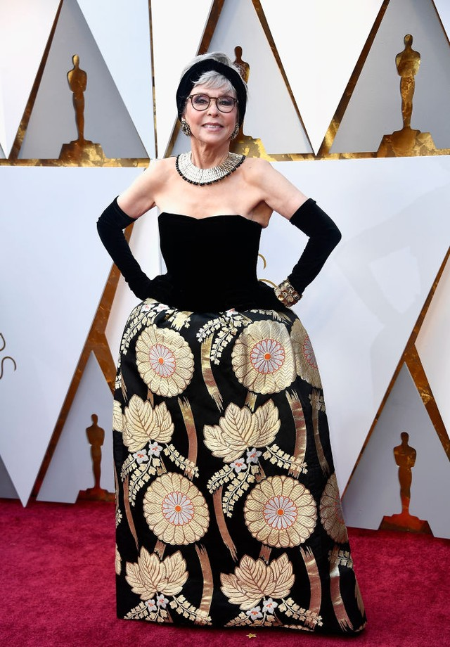 Rita Moreno (Foto: Getty Images)