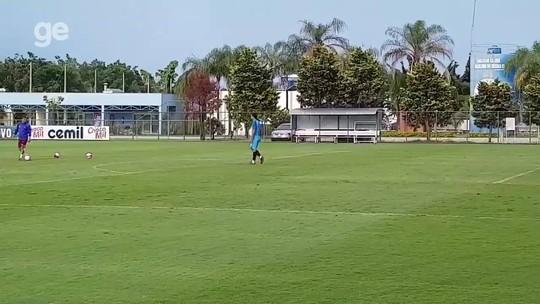"""Com três meses de Cruzeiro, Fred volta e manda recado: """"Não sou jogador de fase"""""""