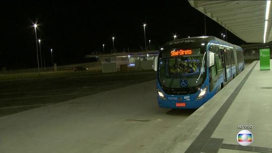 Prefeitura multa 316 motoristas por desrespeitar faixas olímpicas