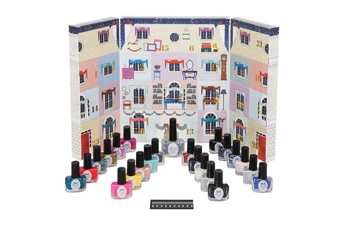 Ciaté Mini Mani Manor Advent Calendar (£ 49), no e-commerce John Lewis