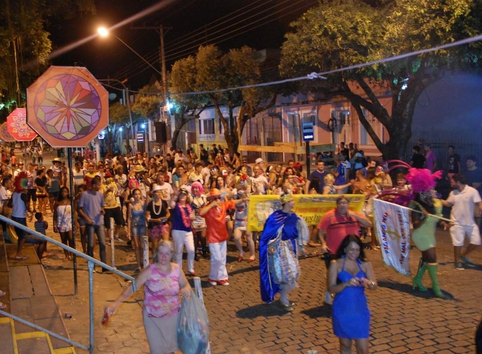 -  Carnaval Cataguases  Foto: Assessoria/Divulgação