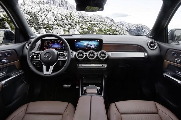 Mercedes-Benz GLB (Foto:  Divulgação)