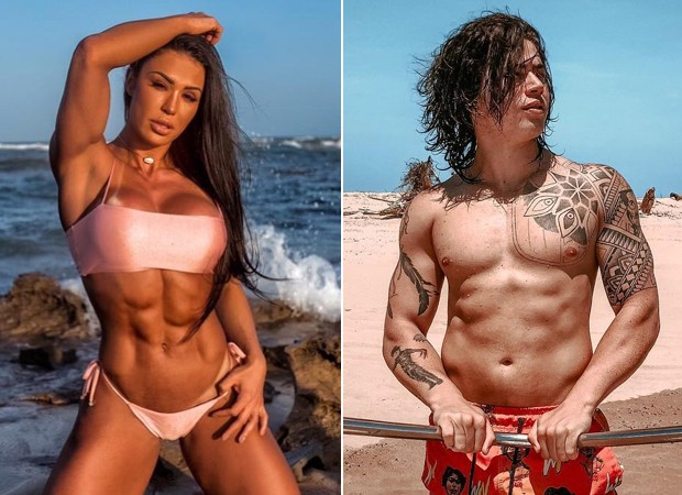 Gracyanne Barbosa e Whindersson Nunes (Foto: Reprodução/Instagram)