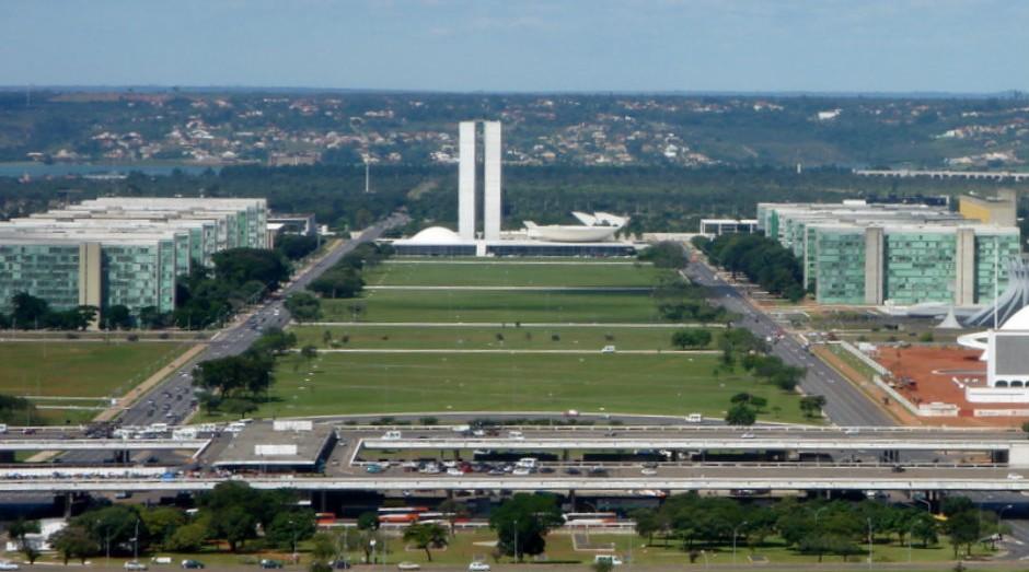 Brasília, Câmara, Senado, Brasil, Política, governo, corrupção (Foto: Reprodução/Wikimedia Commons)