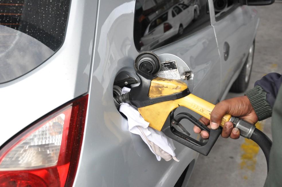 Gasolina estará mais barata em um posto da capital catarinense (Foto: CDL)