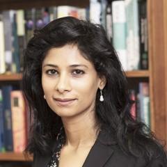 Gita Gopinath, nova economista-chefe do FMI (Foto: Divulgação/Harvard)
