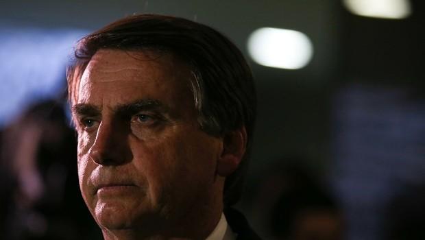 O deputado Jair Bolsonaro (Foto: Fábio Rodrigues Pozzebom/Agência Brasil)