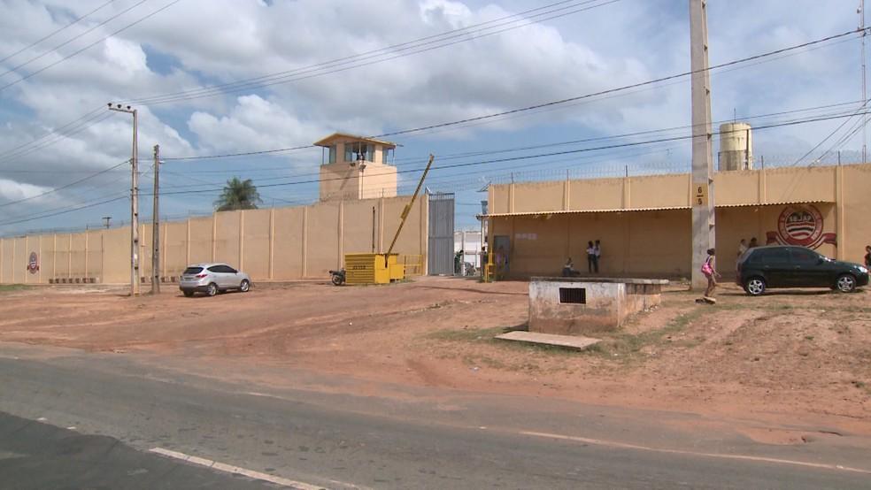Resultado de imagem para Complexo Penitenciário de Pedrinhas