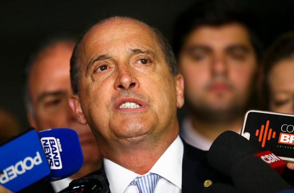 Governo desbloqueará R$ 8,3 bi do orçamento, anuncia Onyx - Notícias - Plantão Diário