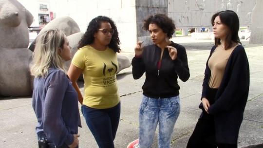 'Painel RPC' bateu um papo sério sobre violência contra a mulher
