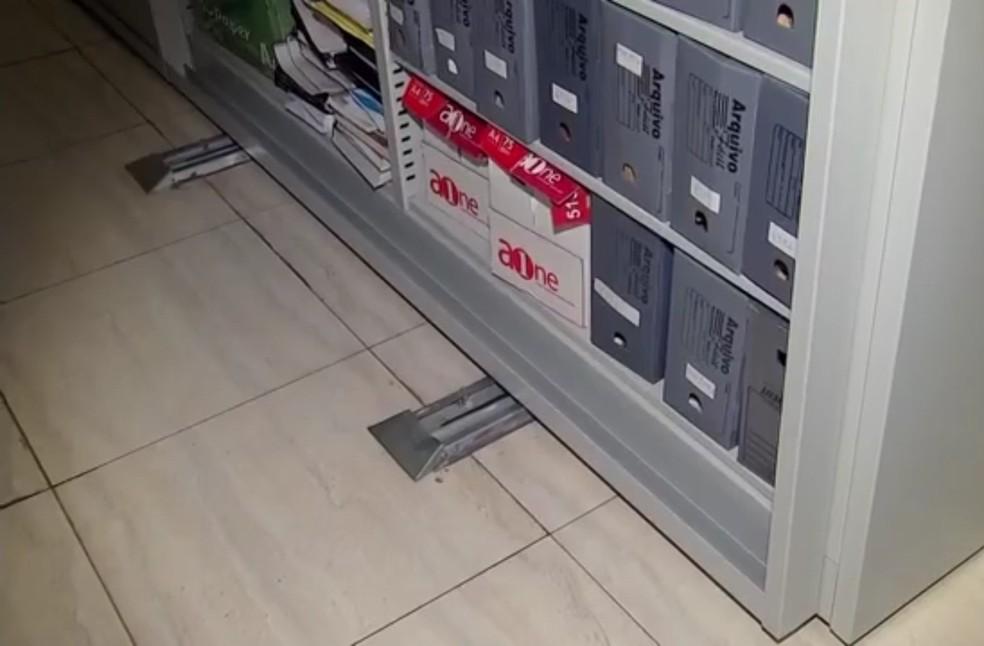 Vereador é investigado na operação 'Arquivos Deslizantes'  (Foto: Reprodução/TV TEM/Arquivo)
