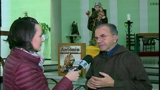 JA Ideias: Dia do Santo Antônio é celebrado com programação na igreja católica