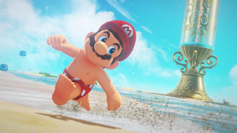 Super Mario Odyssey passa a marca dos 9 milhões de unidades vendidas