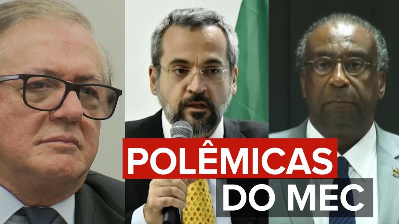 Relembre as polêmicas do Ministério da Educação no governo Bolsonaro