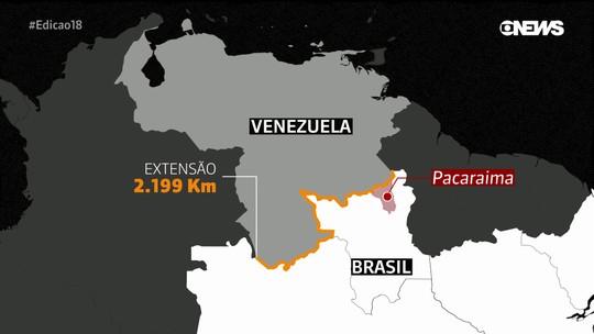 Maduro ordena fechamento do único ponto de passagem terrestre entre Venezuela e Brasil