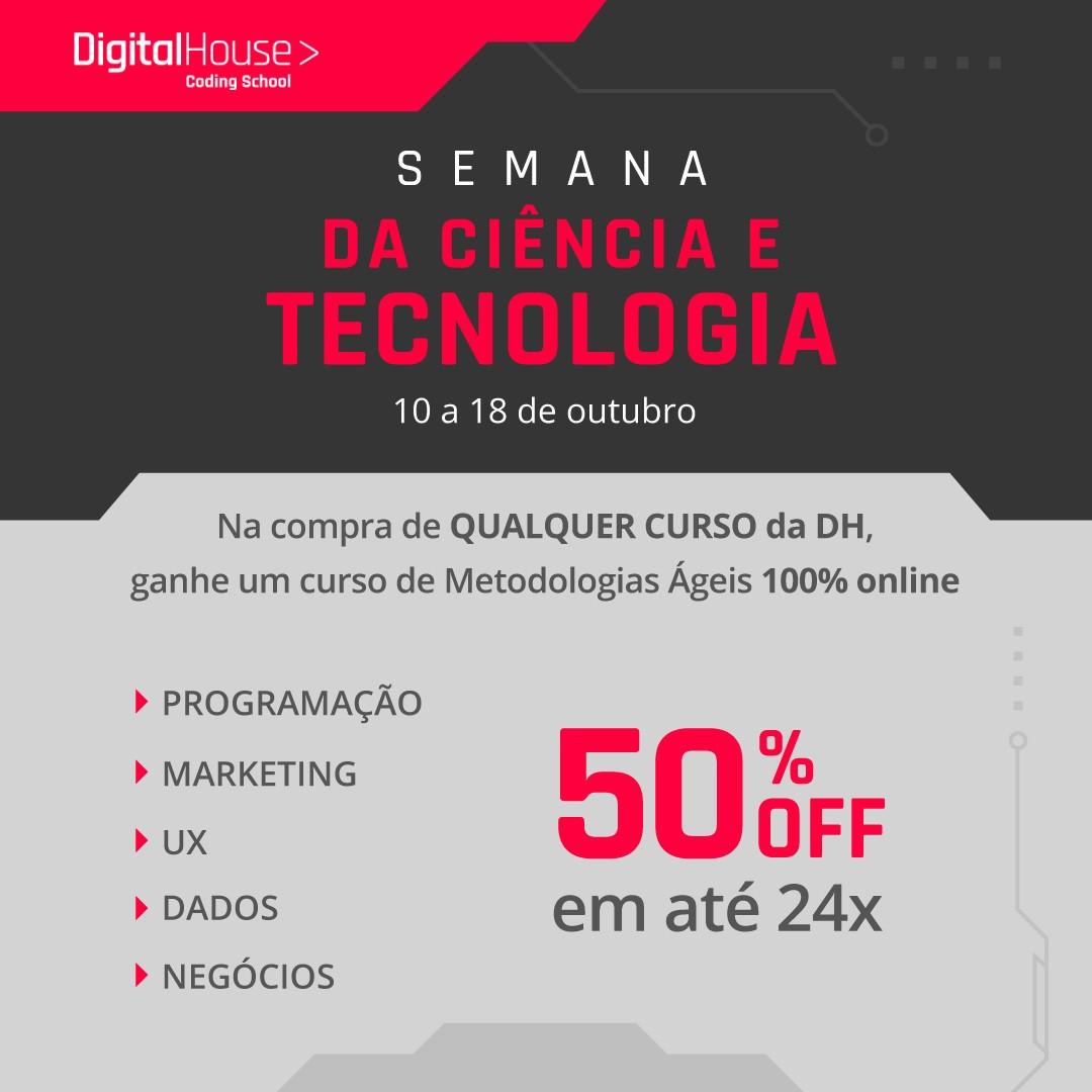 Digital House, parceira do Clube O GLOBO