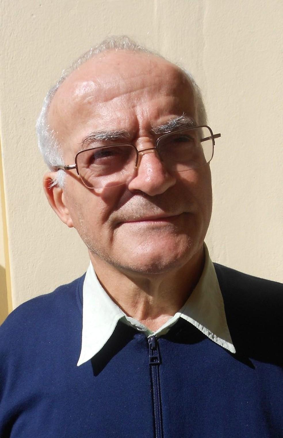 Padre Francesco Tolve — Foto: Facebook Francesco Tolve/Reprodução