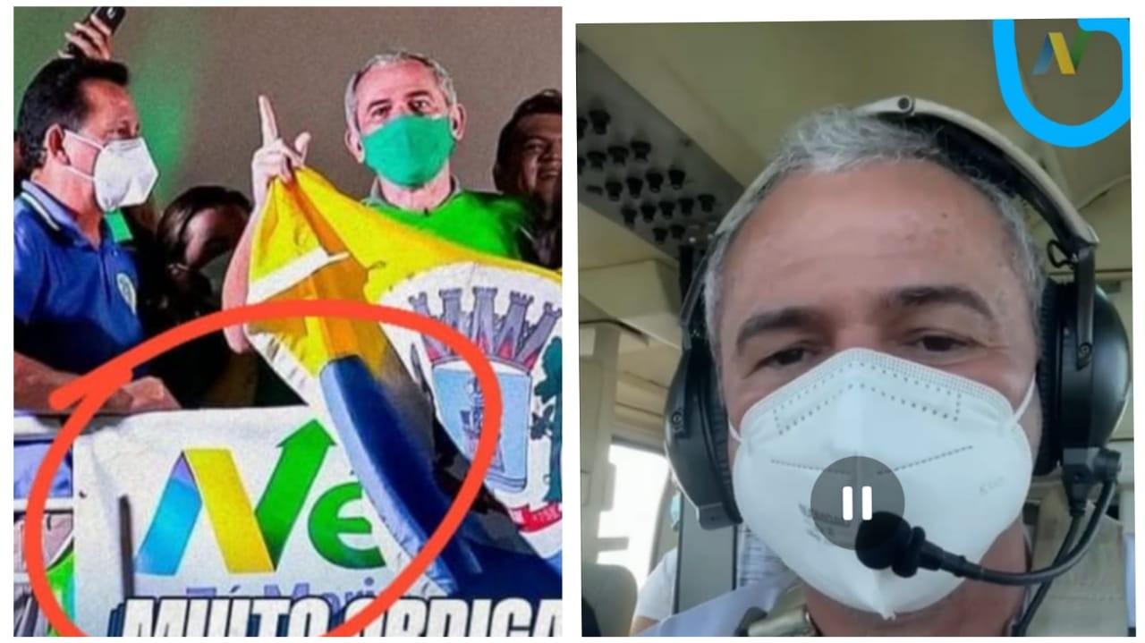 Diretório do PCdoB protocola denúncia contra prefeito Nélio Aguiar no Ministério Público