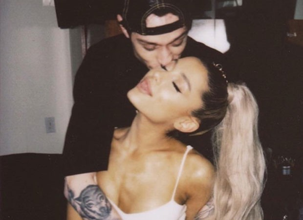 Ariana Grande e Pete Davidson (Foto: Reprodução Instagram)