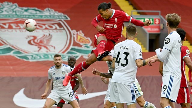 Liverpool 4 x 3 Leeds United - Campeonato Inglês rodada 1 - Tempo Real -  Globo Esporte