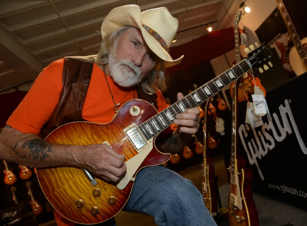 Dickey Betts (Foto: Getty Images)